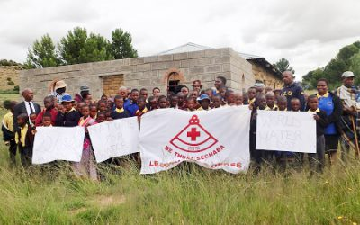 Celebrating World Water Day in Lesotho
