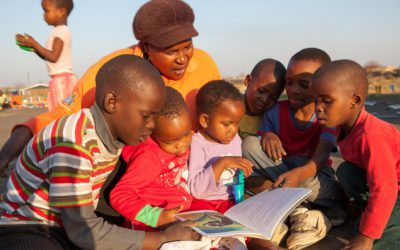 Caring for children living with HIV