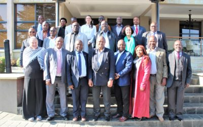 SAPRC  in Lesotho for the second time