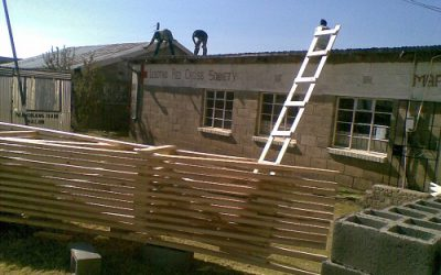 MAFETENG RED CROSS DIVISION OFFICES HIT BY DISASTER