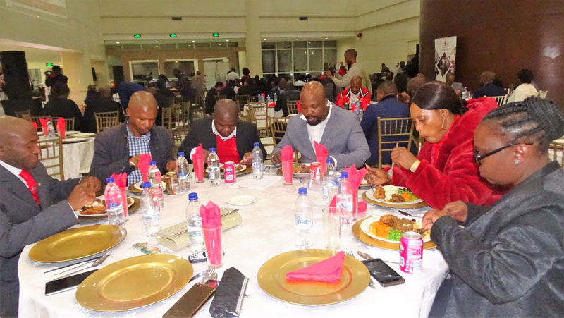 LRCS holds successful gala dinner